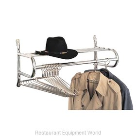 CSL Foodservice and Hospitality 1056-48P Coat Rack