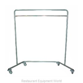 CSL Foodservice and Hospitality 1080-60 Hanger Valet Rack