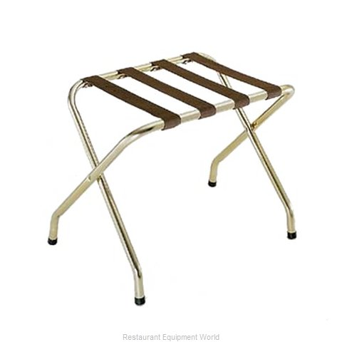 CSL Foodservice and Hospitality 155BR-BL Luggage Rack