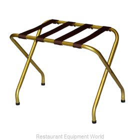 CSL Foodservice and Hospitality 155I-BL Luggage Rack