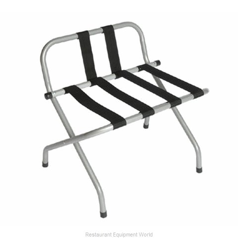 CSL Foodservice and Hospitality 162B-S-BL Luggage Rack
