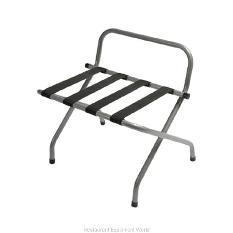 CSL Foodservice and Hospitality 162S-BL Luggage Rack