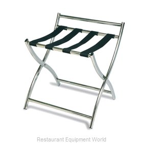 CSL Foodservice and Hospitality 199SS-BL Luggage Rack