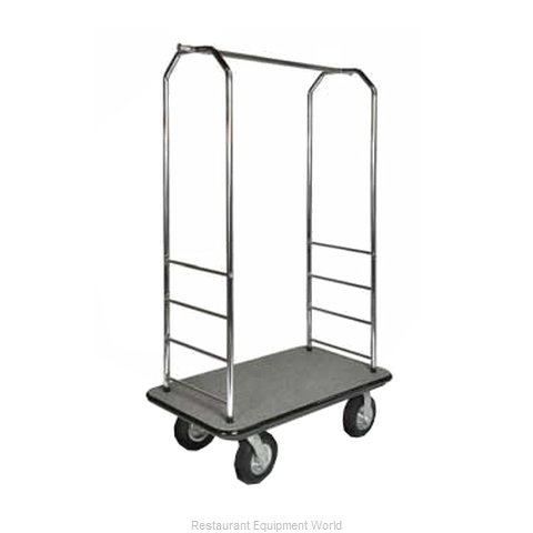 CSL Foodservice and Hospitality 2000GY-020 Bellman's Cart