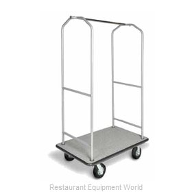 CSL Foodservice and Hospitality 2005BK-060-GRY Cart, Luggage