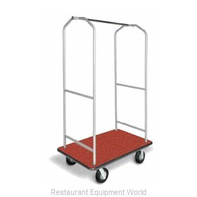 CSL Foodservice and Hospitality 2005BK-060-RED Cart, Luggage