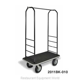 CSL Foodservice and Hospitality 2011BK-010 Bellman's Cart
