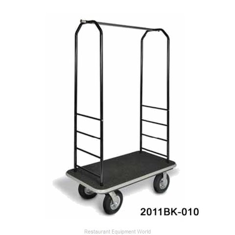 CSL Foodservice and Hospitality 2011BK-020 Bellman's Cart
