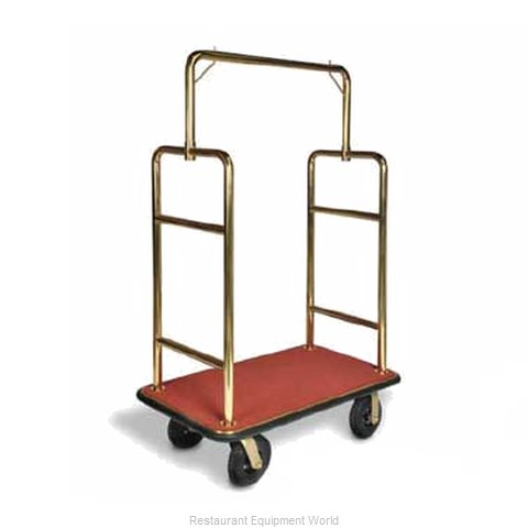 CSL Foodservice and Hospitality 2533BK-030-RED Cart, Luggage