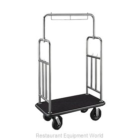 CSL Foodservice and Hospitality 2799BK-010-BLK Cart, Luggage