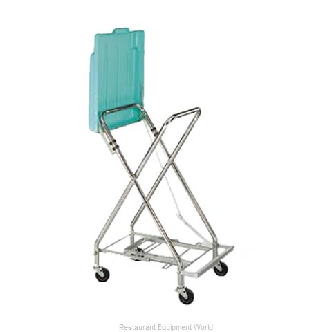 CSL Foodservice and Hospitality 5055 Laundry Bag Stand