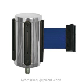 CSL Foodservice and Hospitality 5521-BLU Crowd Control Stanchion Accessories