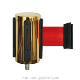 CSL Foodservice and Hospitality 5523-RED Crowd Control Stanchion Accessories