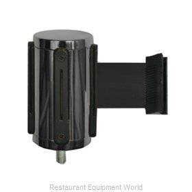 CSL Foodservice and Hospitality 5524-BLK Crowd Control Stanchion Accessories
