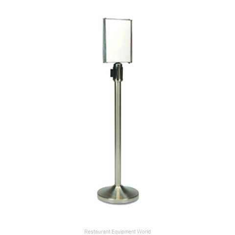 CSL Foodservice and Hospitality 5547 Crowd Control Stanchion Accessories