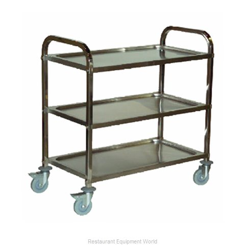 CSL Foodservice and Hospitality 6300 Service Trolly