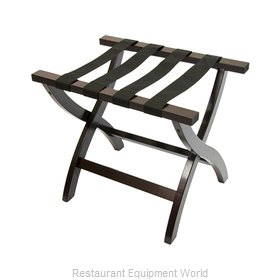 CSL Foodservice and Hospitality 77BLK-1 Luggage Rack