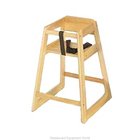 CSL Foodservice and Hospitality 800LT High Chair Wood