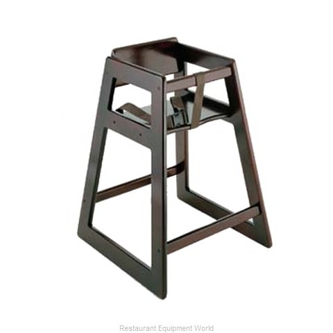 CSL Foodservice and Hospitality 804MH High Chair Wood