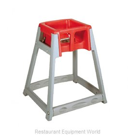 CSL Foodservice and Hospitality 877-RED High Chair Plastic