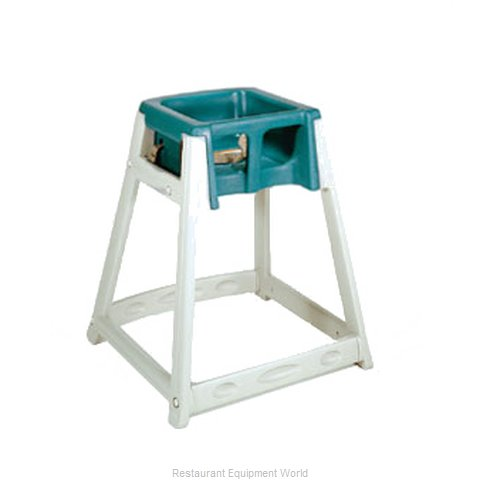 CSL Foodservice and Hospitality 888-GRN High Chair Plastic