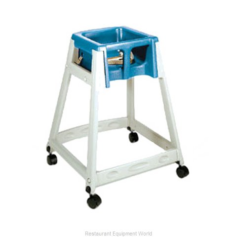 CSL Foodservice and Hospitality 888C-BLU High Chair Plastic