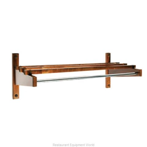 CSL Foodservice and Hospitality EC-36W Coat Rack