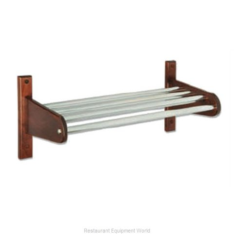 CSL Foodservice and Hospitality FXCR-38 Coat Rack