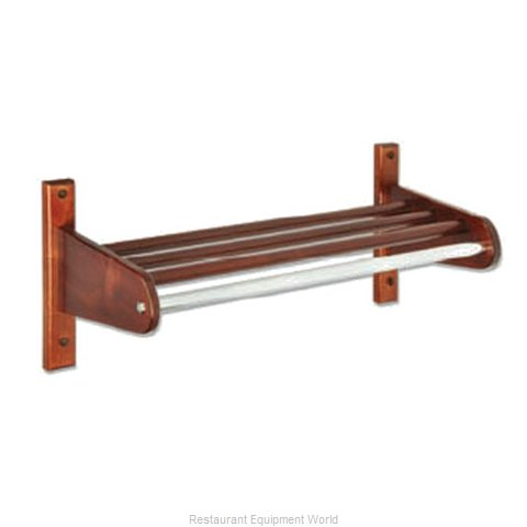 CSL Foodservice and Hospitality FXWCR-32 Coat Rack