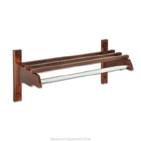 CSL Foodservice and Hospitality JFMB-1824 Coat Rack