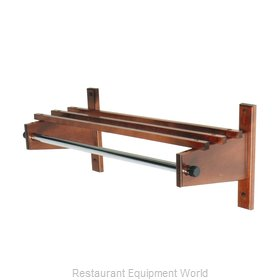 CSL Foodservice and Hospitality TCO-1824 Coat Rack
