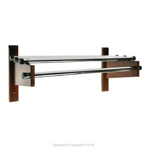 CSL Foodservice and Hospitality TDE-1824 Coat Rack (Magnified)