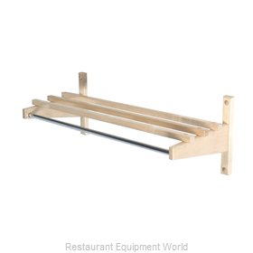 CSL Foodservice and Hospitality TEC-24N Coat Rack
