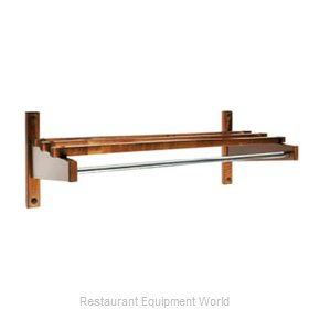 CSL Foodservice and Hospitality TEC-24W Coat Rack
