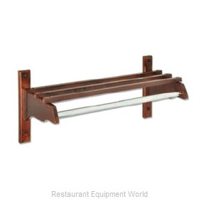 CSL Foodservice and Hospitality TJF-1824 Coat Rack