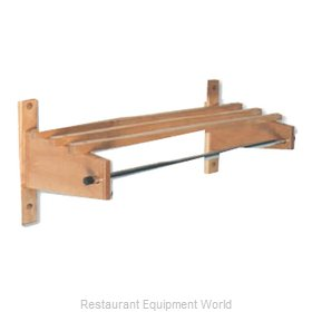 CSL Foodservice and Hospitality TSO-1824 Coat Rack