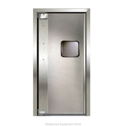 Curtron 20-AL-42X84 Door Kitchen Traffic