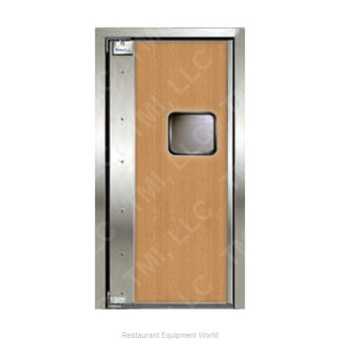 Curtron 20-L-48X96 Door Kitchen Traffic (Magnified)