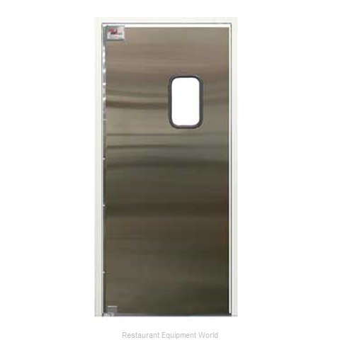 Curtron 30-SS-42X96 Door Kitchen Traffic (Magnified)