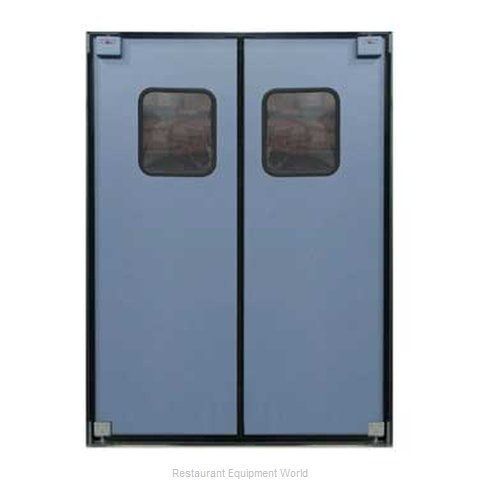 Curtron 50-48X84-D Door Kitchen Traffic