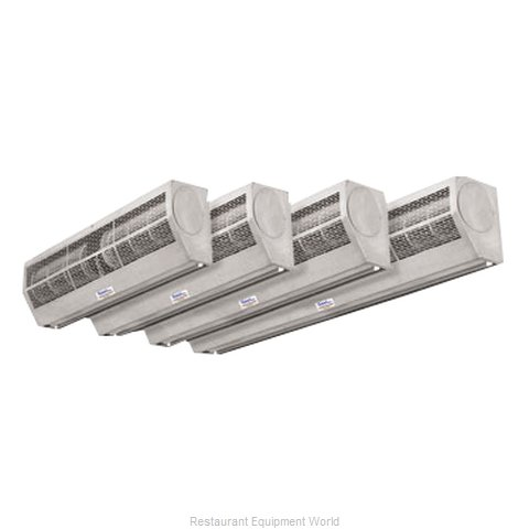 Curtron AP-2-60-1-SS Air Curtain (Magnified)
