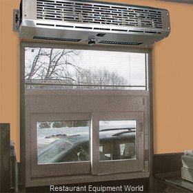 Curtron DT-24-EH Air Curtain