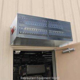 Curtron S-IBD-144-4-SS-EH Air Curtain