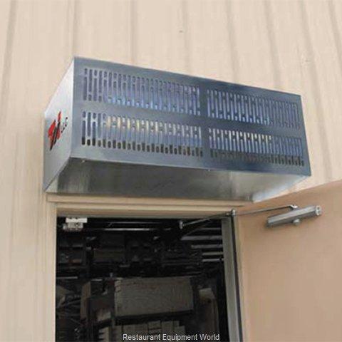 Curtron S-IBD-144-4-SS Air Curtain