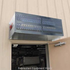 Curtron S-IBD-84-2-SS-EH-FILTER Air Curtain