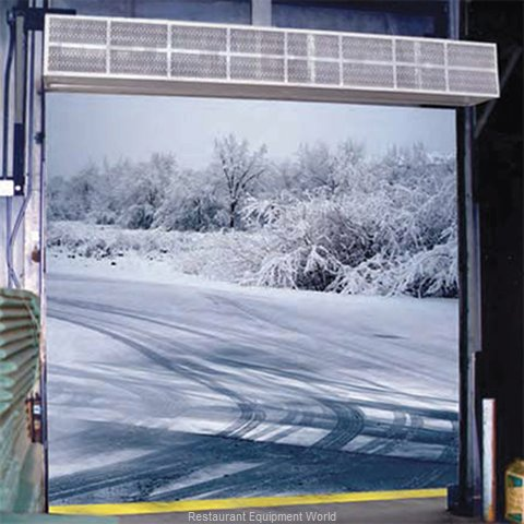 Curtron S-LI-132-3-EH-FILTER Air Curtain