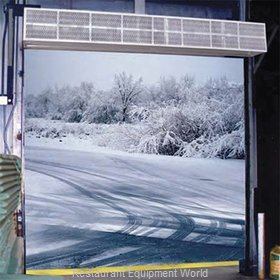 Curtron S-LI-72-2-EH Air Curtain