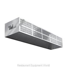 Curtron S-LP-108-2-EH-FILTER Air Curtain