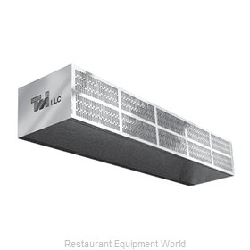 Curtron S-LP-120-2-EH-FILTER Air Curtain