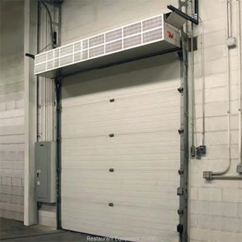 Curtron S-MI-132-3-EH-FILTER Air Curtain
